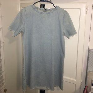 Denim T-Shirt Dress - Cotton On